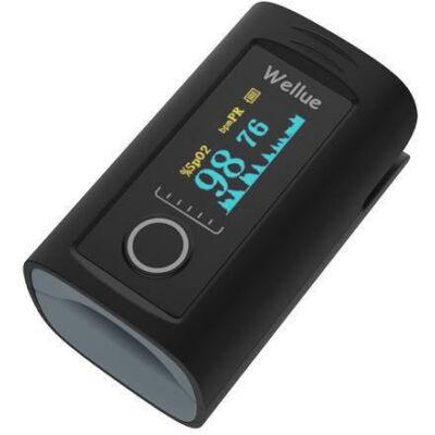 pulzoximéter, véroxigénszint mérő