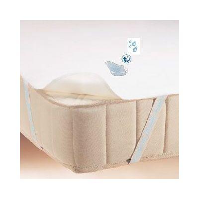 Egyszerűen rögzíthető, elmozdulásmentes vízhatlan matracvédő lepedő. Védi a matracot a szennyeződésektől, ezzel az élettartamát a többszörösére növeli. A gumilepedők egy kezelhetőbb, kényelmesebb alternatívája.