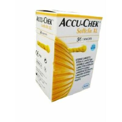 Accu-Chek softclix ujjszúró lándzsa 50db-os