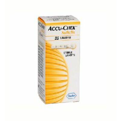 Accu-chek ujjszúró lándzsa 25 db-os