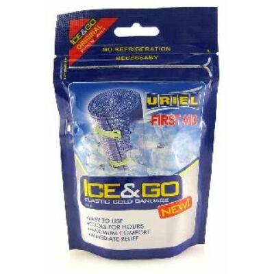 Uriel IT-801 ICE&GO hűsítő kötés, rugalmas pólya 3 m