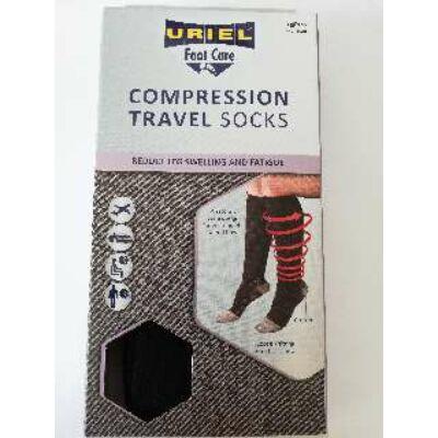 Uriel IT-397 kompressziós utazó zokni