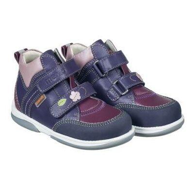 MEMO gyerek cipő POLO JUNIOR lila