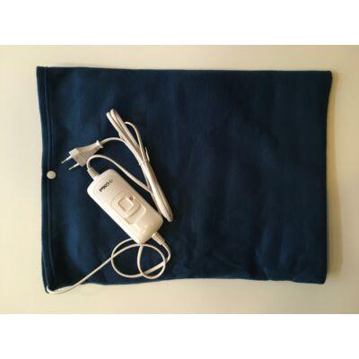 GMed/Bremed 7800 melegítő párna. Használata segíti a kellemes hőérzet fenntartását. Kétfokozatú hőmérsékletszabályozással, túlmelegedést gátló funkcióval, levehető csatlakoztatóval, amely lehetővé teszi a mosást.