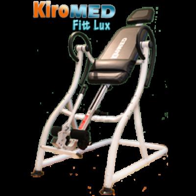 A KiroMED Fitt Lux gravitációs gerincnyújtó pad azoknak az igényesebb vásárlóknak lett kifejlesztve, akiknek szempont az extra erős vázszerkezet, nagy terhelhetőség, biztonságos nyújtás, magas komfortérzet. A mechanikus padok között a legfejlettebb gerinc