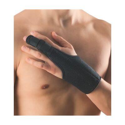 Csukló és középső ujj rögzítő (S)