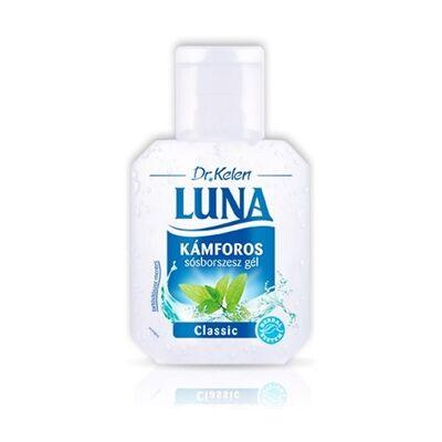 Luna kámforos sósborszesz gél (150 ml)