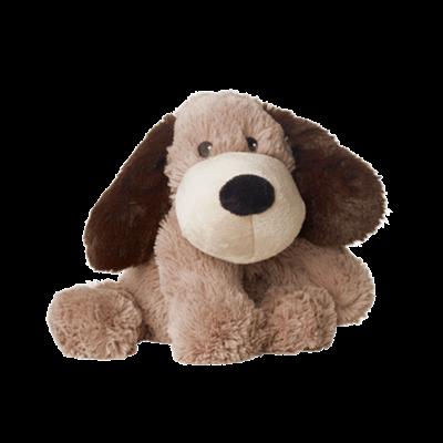 Warmies melegíthető plüssállatka - Gary kutya, levendula