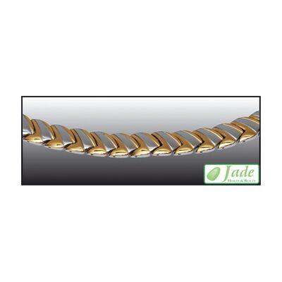 Jade Brillance 3 karkötő M