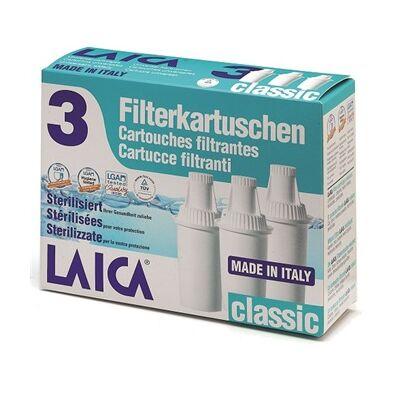 """""""Classic"""" szűrőbetét Laica kancsóhoz (3 db)"""
