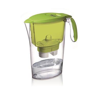 Clear Line vízszűrőkancsó (Laica, zöld)