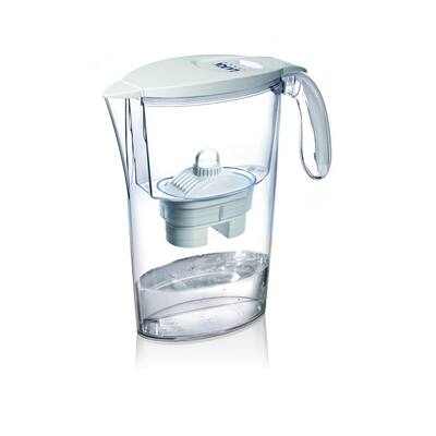 Clear Line vízszűrőkancsó (Laica, fehér)