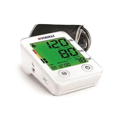 V9 színes kijelzős felkaros vérnyomásmérő