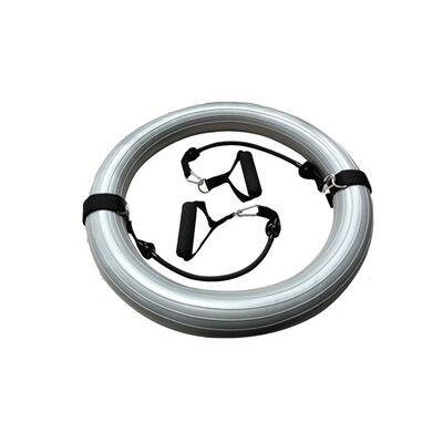 Gimnasztikai labda stabilizáló gyűrű gumikötéllel