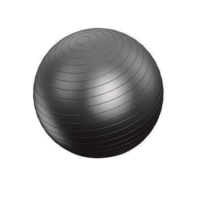 Gimnasztikai labda (85 cm, szürke)