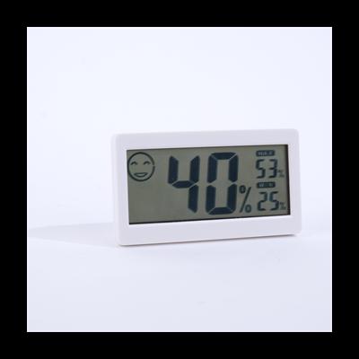 Páratartalom és hőmérő