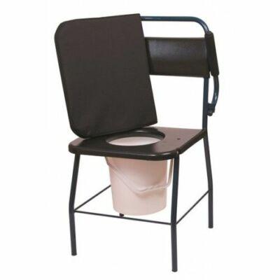 A szoba WC az önellátásra tartósan képtelen mozgáskorlátozottak szobai használatára otthoni, szociális intézménybe és kórházi használatra készülő segédeszköz. Vényköteles!