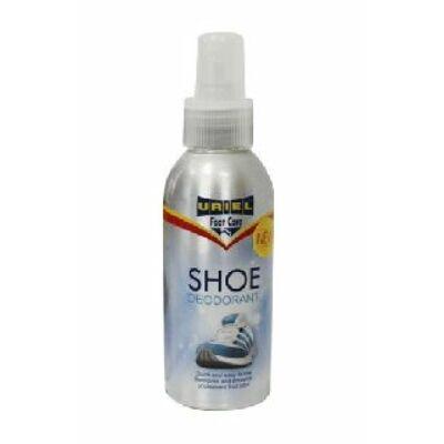 Megszünteti a kellemetlen szagokat és megakadályozza a lábgombásodást.